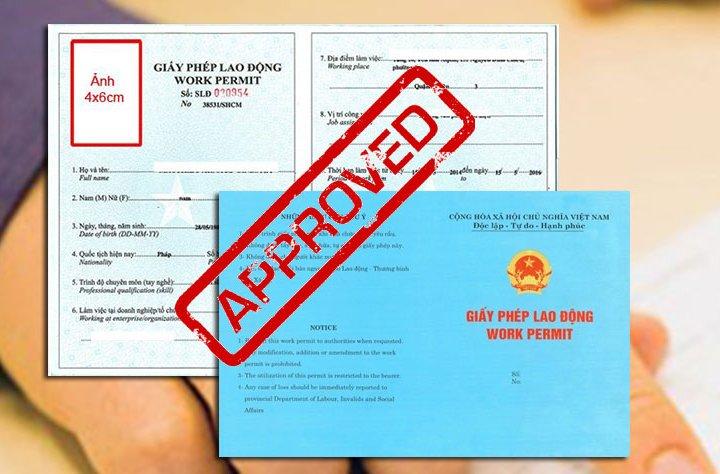 giấy phép lao động tại hải phòng